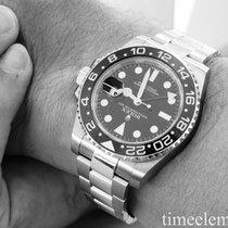 ロレックス (Rolex) GMT Master II 116710LN Keramik perfektes Fullset...