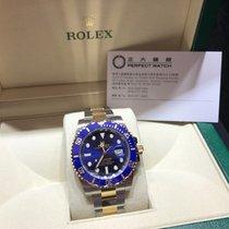 Rolex 116613LB Submariner 40mm Blue Dial