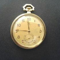 Omega gold 14kt pocket watch