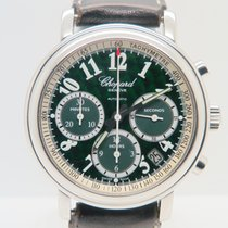 Chopard Mille Miglia Elton John Aids Foundation Green Dial Ref...