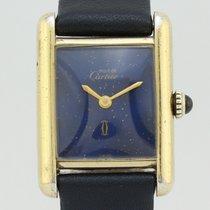 Cartier Must Quartz Silver Lady 3-001745