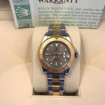 Rolex Yacht-Master Grey Dial Box and Papers T-Serial Timepiece...