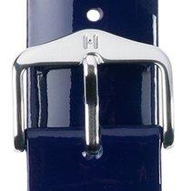 Hirsch Uhrenarmband Diva blau M 01536180-2-18 18mm