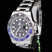 "Rolex GMT-Master II ""BATMAN""  Unworn in Seals Full Set..."