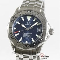 Omega Seamaster 300m Jacques Mayol Limited Edition Japan Mid Size