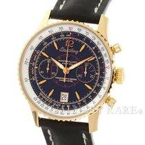 ブライトリング (Breitling) Montbrillant Black Dial Rose Gold 43MM...