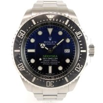"Rolex Deep Sea ""James Cameron"" 116660 Like New"