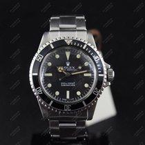 Rolex Submariner (No Date) 5513 - Pallettoni