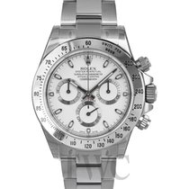 롤렉스 (Rolex) Daytona White/Steel Ø40mm - 116520