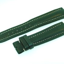 Breitling Band 22mm Green Calf Strap Correa Ib22-8