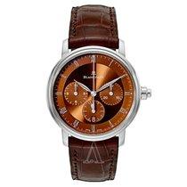 Blancpain Men's Villeret Single Pusher Chronograph Watch