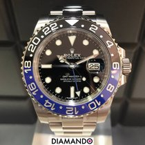 Rolex GMT-Master II BATMAN / Ref.116710 BLNR / new / Stickers...