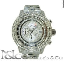 Breitling Super Avenger - Iced Out 22 cttw Pave Diamonds