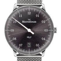 Meistersinger Neo 36 mm Anthracite Dial - NE 907
