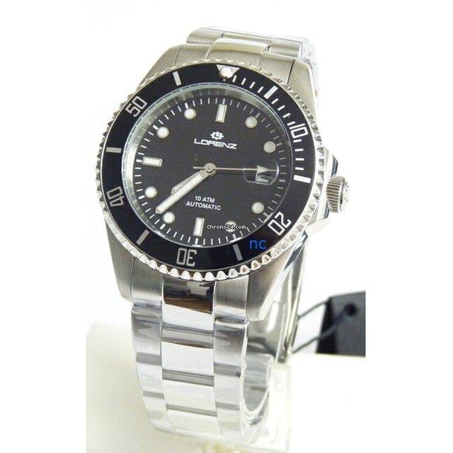 orologio lorenz submariner