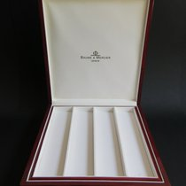 Baume & Mercier Big Box for 4 Watches
