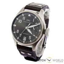 IWC Big Pilot 7 days power reserve, white gold 46 mm case