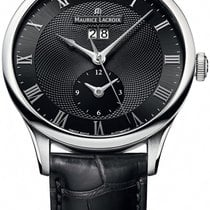 Maurice Lacroix Masterpiece Grand Date GMT