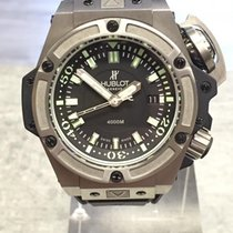 "Hublot King Power ""Oceanographic Diver 4000"""