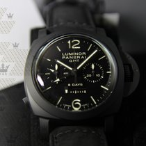Panerai PAM00317 Luminor1950 Chrono Monopulsante 8 Days GMT...