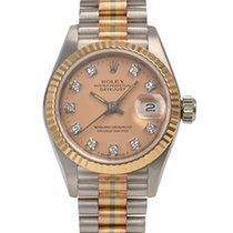Rolex Oyster Perpetual Datejust Tridor
