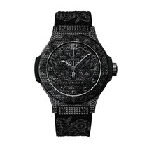 Hublot BRODERIE ALL BLACK DIAMONDS