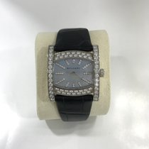 Bulgari Assioma White Gold Diamond Quartz