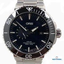 Oris Aquis Small Second Date 01 743 7733 4135-07 8 24 05PEB