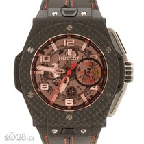 Hublot Big Bang Ferrari Red Magic Carbon Box+Papers limited