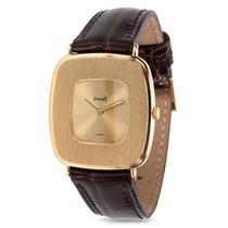 Piaget Dress 99121 Unisex Watch in 18K Yellow Gold