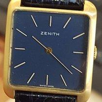 Zenith Oro 18 kt ref 30.0180.180 meccanico a carica diametro