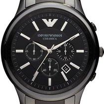 Armani Chronograph AR1451 Herrenchronograph Design Highlight