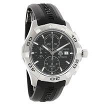 TAG Heuer Aquaracer Mens Automatic Chronograph Watch CAP2110.F...