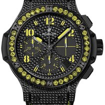 Hublot Big Bang Automatic 41mm Black Fluo Yellow Limited Edition