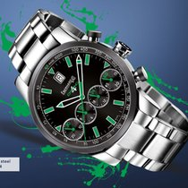 Eberhard & Co. Chrono 4 Colors GrandTaille Green VERDE -...
