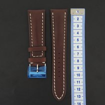 Breitling Leather Strap 24 mm + Buckle