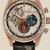 제니트 (Zenith) El Primero CHRONOMASTER 1969 TRIBUTE TO THE...