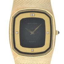 Movado Vintage Movado 14k Yellow Gold Watch