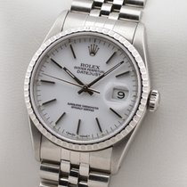 Rolex OYSTER PERPETUAL DATEJUST EDELSTAHL SERVICE 02.2017