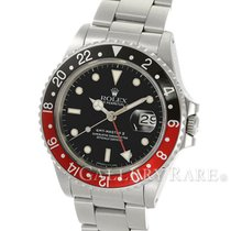 ロレックス (Rolex) GMT Master II Coke Bezel Stainless Steel 40MM...
