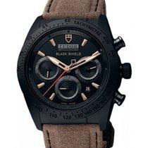 Τούντορ (Tudor) Fastrider Blackshield 42000CN Black Index...