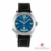 """Anonimo Opera Meccana D-Date """"Deep Blue"""" Special Edition"""