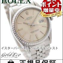 Rolex 【ロレックス】 デイトジャスト メンズ腕時計【中古】 ref.1603 シルバー文字盤 SS 自動巻き...