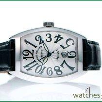 Franck Muller Casablanca 55x40 Sunset Steel OVP 13.300€