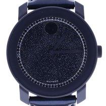 Movado 3600229 42 Millimeters Blue Dial