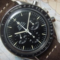 Omega 1969 Mint Brown Bezel Omega Speedmaster Ref 145.022