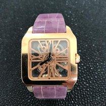 Cartier DUMONT SKELETON