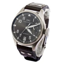 IWC Big Pilot , white gold 46 mm case, best world- IW500402 -...