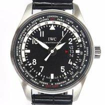 IWC Pilot Worldtimer Tiesto Edition