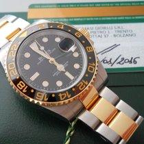 Rolex GMT MASTER II REF.116713 LN BOX&PAPER 2013